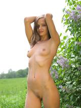 Sexy Hottie In Nature 04