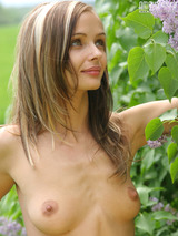 Sexy Hottie In Nature 07