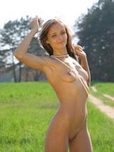 Sexy Hottie In Nature 13