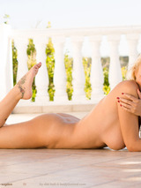 Rhian Sugden Fit To Be Nude 12
