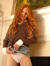 Redhead Vixen Jayme Langford 06