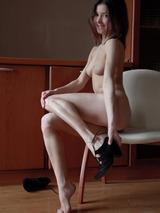 Sati Gets Naked 08