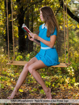 Mary Kalisy In The Forest 00