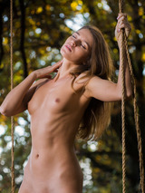 Mary Kalisy In The Forest 05