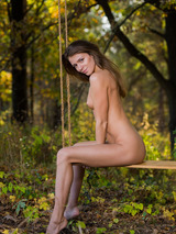 Mary Kalisy In The Forest 12