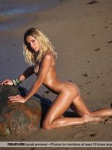 Amber A - Secret Beach 05