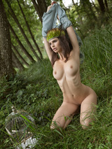 Jasmine A In The Nature 02
