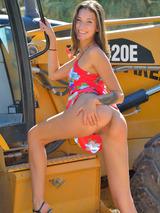 Sexy Teen In Public 00