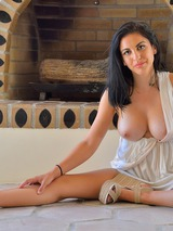 White Persian Princess Saraya 06