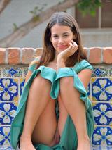 Pretty Girl In Green 04