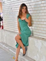 Pretty Girl In Green 07