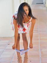 Nia - Pushing Her Limits 14