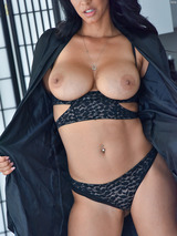 Isis In Her Black Robe 05
