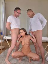 Sensual Threesome 09