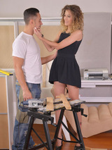 Russian Goddess Gets Drilled 02