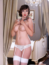 Conny In White Lace 11