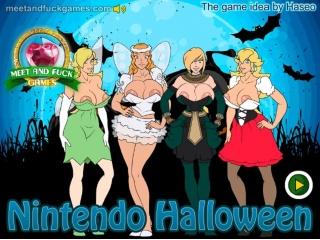 Nintendo Halloween