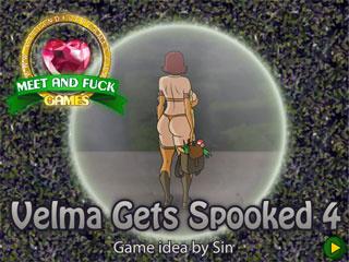 Velma Gets Spooked 4