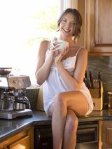 Derica In The Kitchen 05