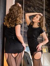 Sext Teen Girl In Stockings 00