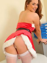 Santa's naughty helper 08