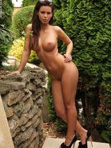 Vanessa outdoors 11
