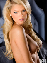 Beautiful blonde babe Kirsten Nicole 13