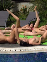 Poolside Party 01