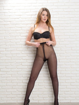Sybil A In Stockings 00
