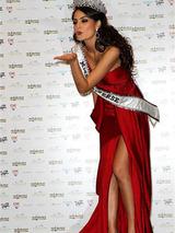 Jimena Navarrete Miss Universe 06