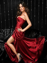 Jimena Navarrete Miss Universe 09
