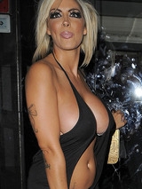 Hot Jodie Marsh nude 08