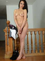 Beautiful Ali Fletcher gets naked 02