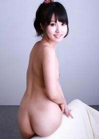 Kotomi Asakura - Naked Swimsuit