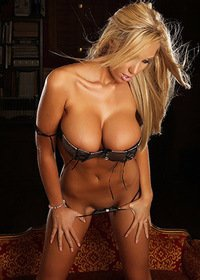 Black bows from Alluring Vixens