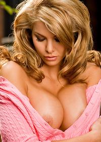 Tyran Richard Nude Playboy Beauty