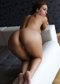 Naked goddess