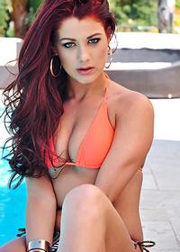 Hot Redhead Amber