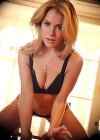 Stripping Diva Becky