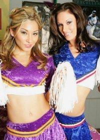 Roxy Jezel and Taylor Rain
