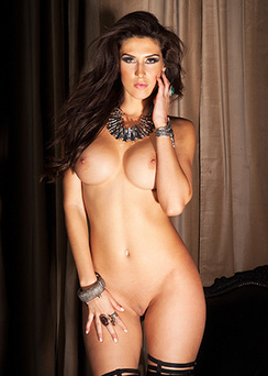 Glamorous Miranda Nicole