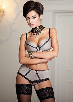 Natalia Siwiec In Alles Lingerie Collection