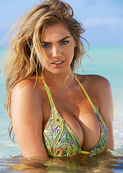 Newest Kate Upton Swimsuit