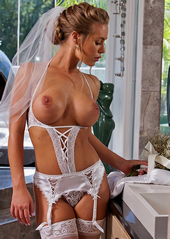 The Hottest Bride Ever