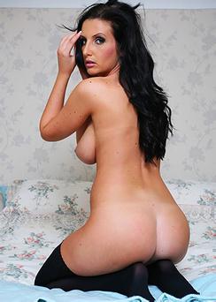 Amy Alexandra Black Corset