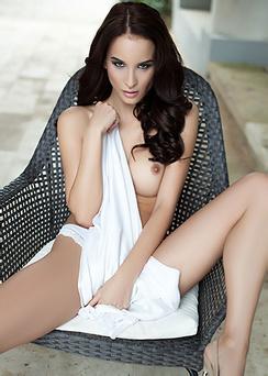 Playboy Babe Jasmin