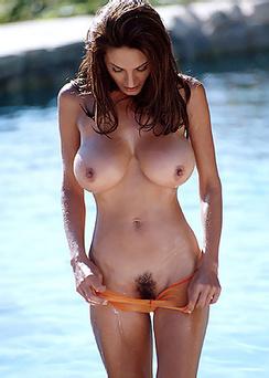 Playboy Lingerie Brunettes
