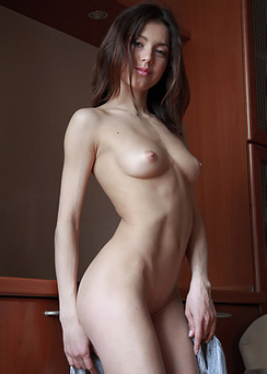 Sati Gets Naked