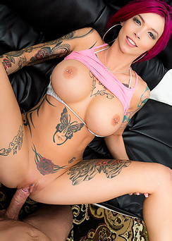 Anna Bell Peaks Great POV Fucking