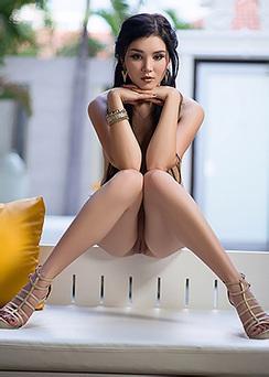 Ukrainian Model Malena